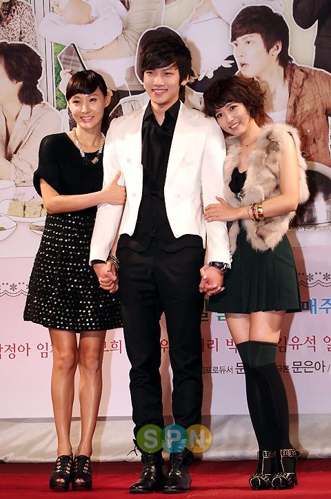"""""""Smile, Dong Hae"""" holds Press Conf."""