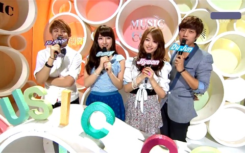 MBC Music Core 06.11.11