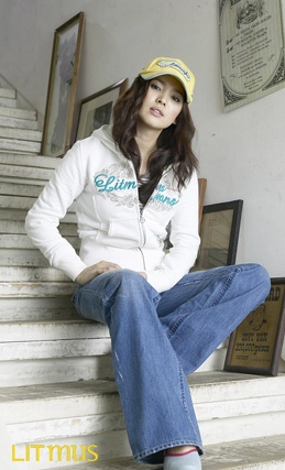Litmus Spring Collection 2006 (Song Hye Gyo)