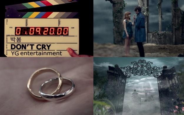 "Park Bom's ""Don't Cry"" MV + Storyline"