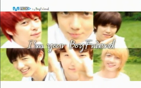 Two More Teasers Released For New Group Boy Friend