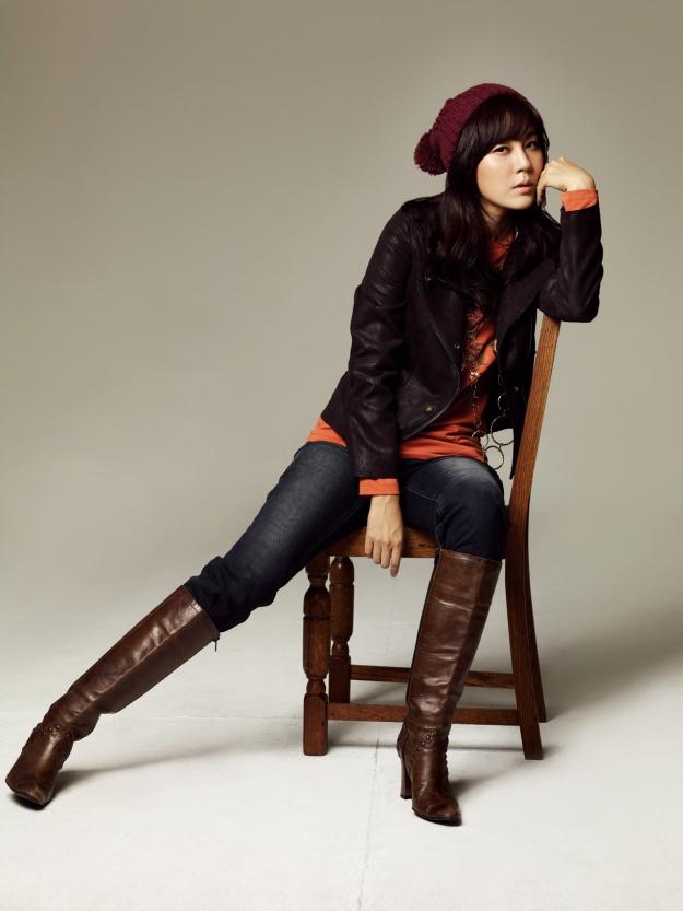 VictoVivi Fall 2010 Collection (Kim Ha Neul)