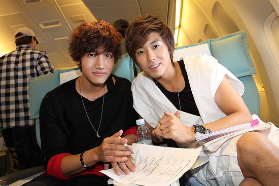 Avex Confirms Support of DBSK as Two-Member Group