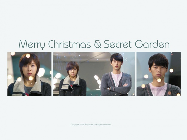 Secret Garden Wallpapers (1024×768)