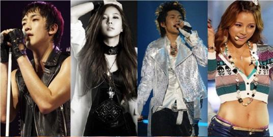 K-Pop This Year A Repeat Of 2008