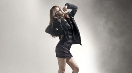 Lee Hyori For Top Girl Fall/Winter 2010 Collection