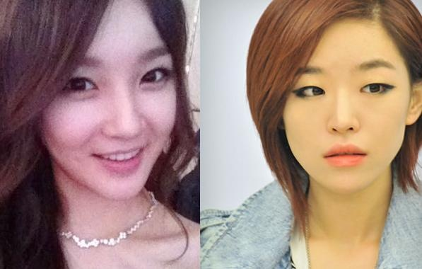 Who Wore It Better: Ga In vs. Kang Min Kyung