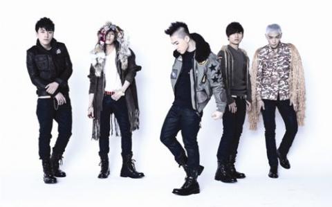 "Big Bang Ranks #2 on Billboard's ""Next Big Sound 25"" Chart"