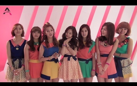 """A Pink Releases BTS Video for """"Hush"""""""