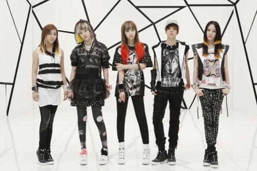 Weekly K-Pop Music Chart 2011 – May Week 2