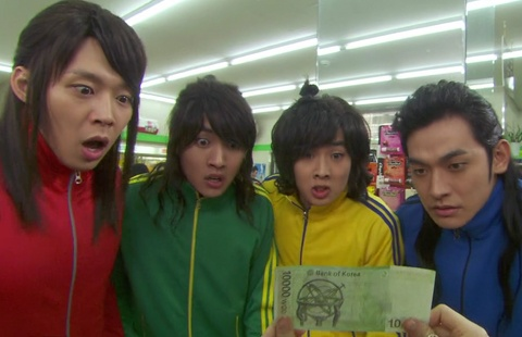 """Park Yoo Chun Watched """"Rooftop Prince"""" 5 Times Already"""