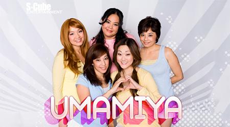 """New Girl-Group """"Umamiya"""""""