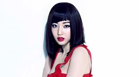 """""""Secret Garden's"""" Kim Sa-rang's Sexy Spread in """"Elle"""""""
