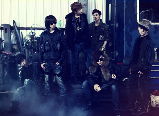 """Teen Top: """"Please Don't View Us as Bad Boys from the Backstreets"""""""