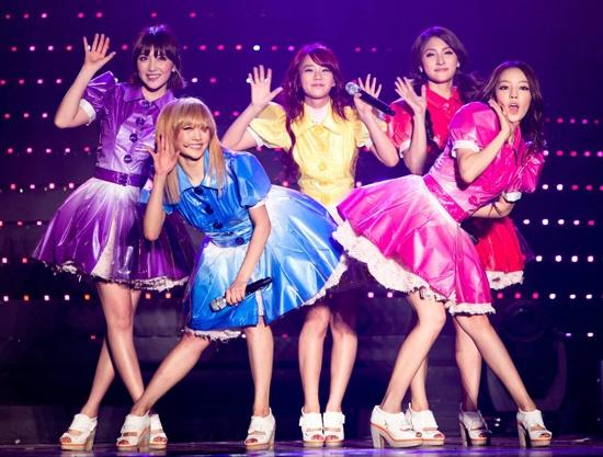 """Kara Receives 11th Gold Status Through """"Speed Up / Girl's Power"""""""