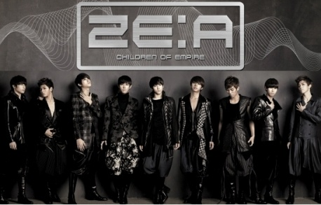 Get To Know Upcoming Boyband ZE:A