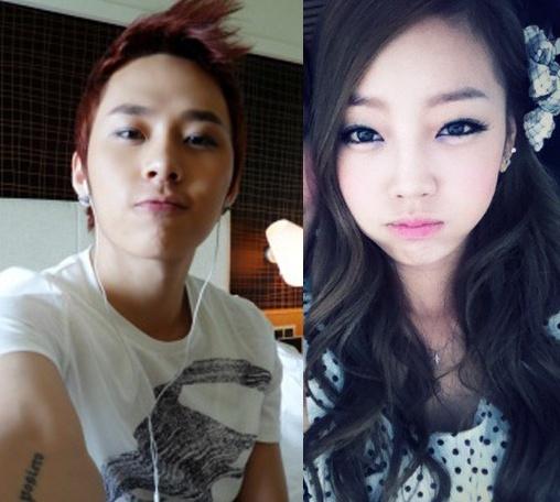 karas goo hara dating beasts yong jun hyung