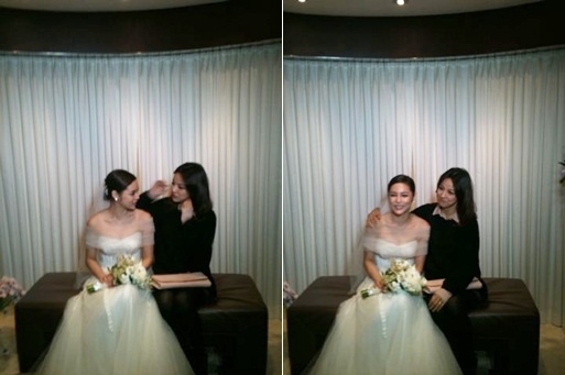 Stars Attend Park Si Yeon's Wedding
