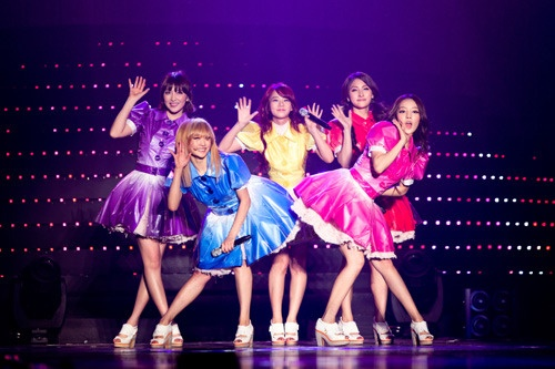 Kara Reveals Secret to Success in Japan