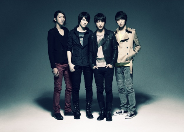 CN Blue to Release New Japanese Single in February