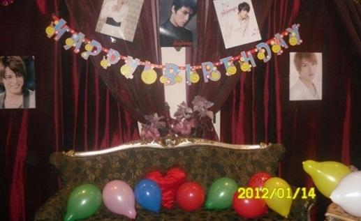 JYJ's Jaejoong Thanks Fans for Birthday Celebration