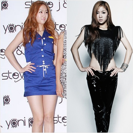 SISTAR's Soyou Diet Secret: Avoid Salt