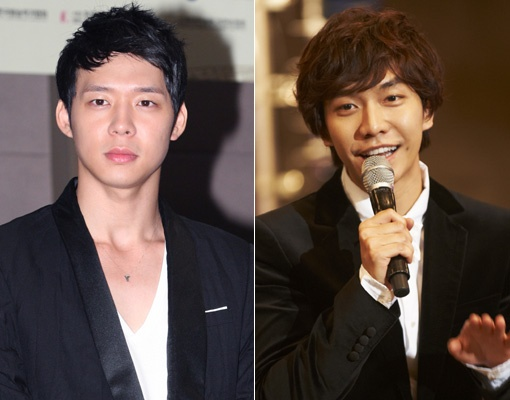 Who to Watch? Lee Seung Gi vs Park Yoochun