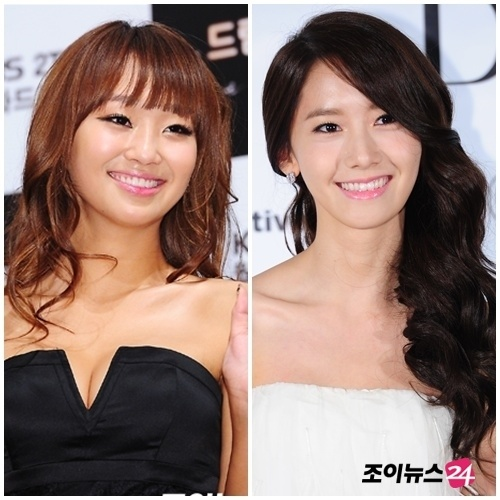 YoonA and Hyorin Voted No. 1 Stars to Meet for White Day