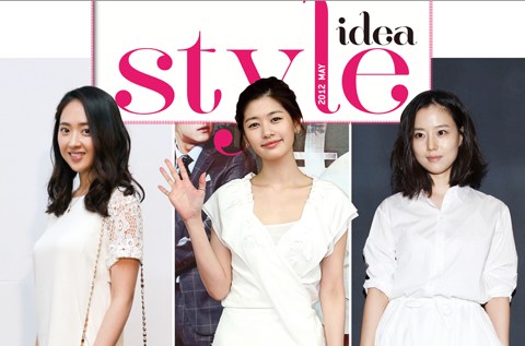 [Ceci] Trade In Your LBD for LWD! White Is the New Black!
