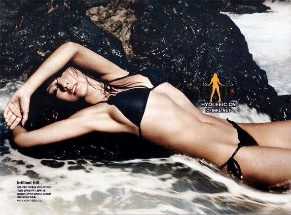 Which Korean Celebrity Looks Best in a Bikini?
