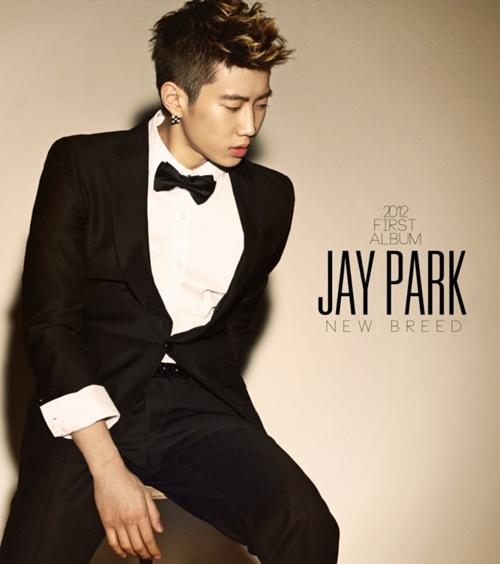Jay Park #4 on U.S. Billboard World Albums Chart