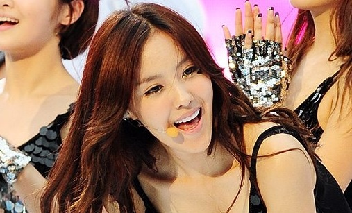 T-ara's Hyomin Relieved about Deleted Kiss Scene with Lee Jang Woo