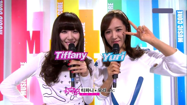 MBC Music Core 11.12.11