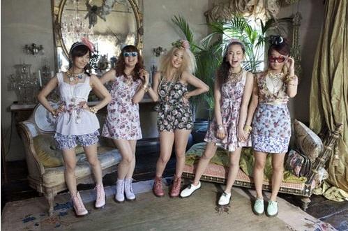 """Wonder Girls Release BTS Video of """"The Wonder Girls"""" Movie"""
