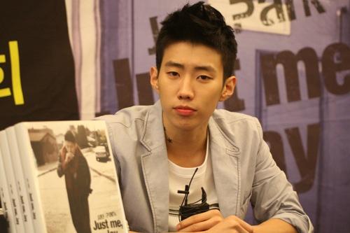 Jay Park the English Teacher