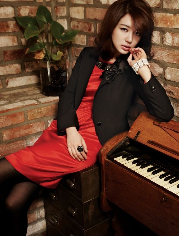 Joinus Fall Collection 2009 (Yoon Eun Hye)