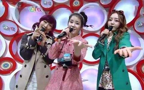 SBS Inkigayo Performances 04.22.12