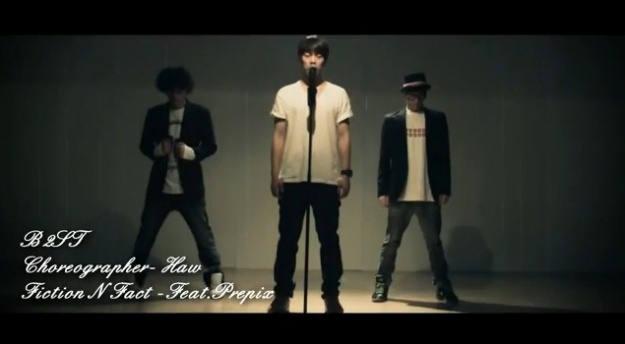 B2ST Release 'The Fact' + Fiction Practice Video
