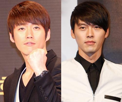 "Jang Hyuk has No Hard Feelings about Losing Hyun Bin's ""Secret Garden"" Role"