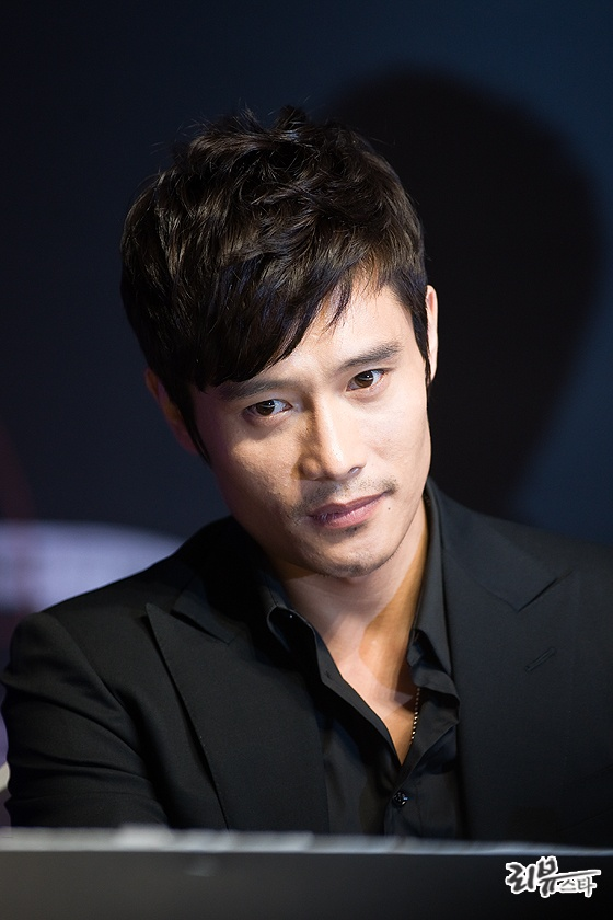Lee Byung Hun to Make Korean Comeback Next Year