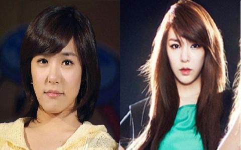 Snsd Tiffany S Drastic Change Soompi