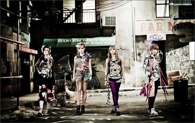 2NE1, MBLAQ, and BEAST Sweep German Music Chart