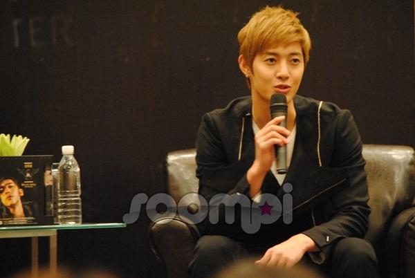 Kim Hyun Joong in Malaysia