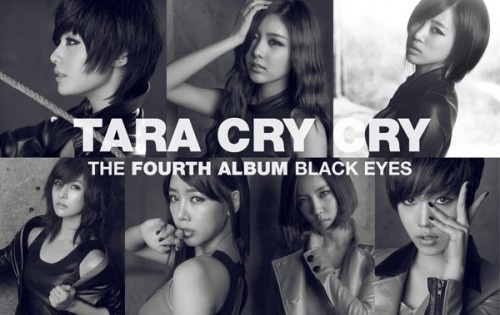 "[Review] T-ara – ""Cry Cry"""