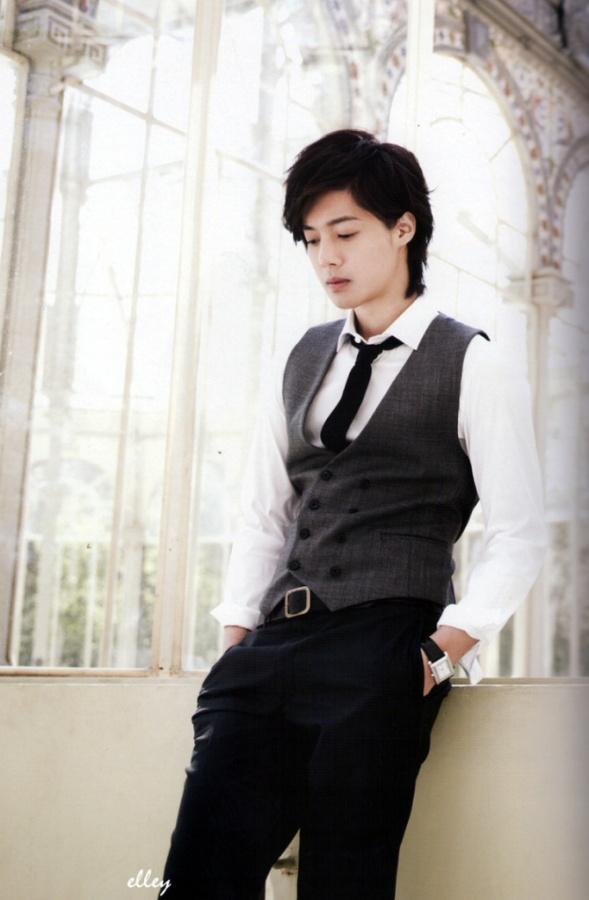 """Kim Hyun Joong """"Spain Story"""" Photos"""