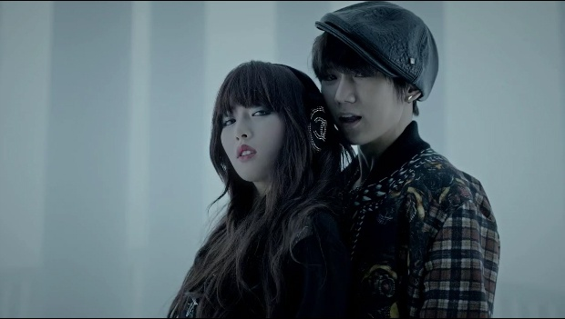 """Eat Your Kimchi Reviews HyunA and Hyun Seung's """"Troublemaker"""""""