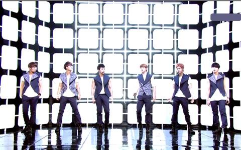 SBS Inkigayo 06.12.11