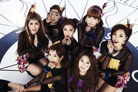 T-ara Reveals Concept Photos For Second Japanese Single