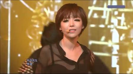 SBS Inkigayo 10.31.10