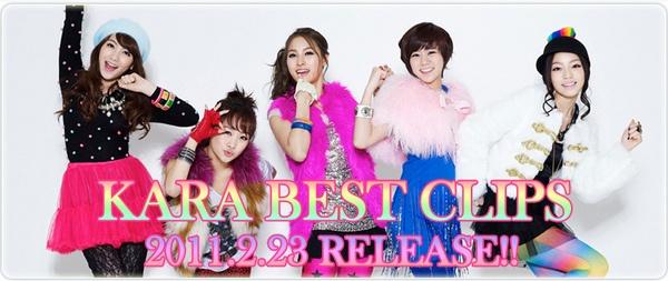 KARA Sets New Record in Japan